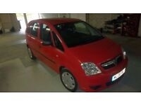 Vauxhall Meriva LIFE1.4 Petro[ 20,000 miles 1 Owner from New 2008-08-Plate