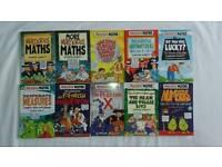 Murderous Maths 10 Book Set
