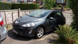 Peugeot 308 5dr.aircon,Alloys 62k.mot May/19. Stunning Condition,HPI clear
