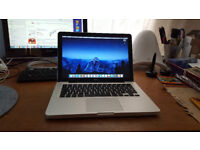 """Macbook Pro 13"""" Core 2 Duo. Manufactured 2009. New battery. 4gb Ram. 160gb hdd. Runs great £195"""