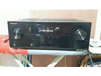 Pioneer VSX921 amp/surround amp, usb/HDMI, aux inputs, 5.1 Full w.order, absolute bargain £95