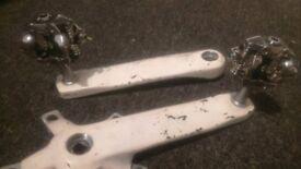 SPD pedals, C. boardman+FSA crank