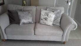 3 seater living room sofa, in excellent condition