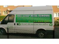 FREE SCRAP METAL REMOVAL DOMESTIC COMMERCIAL INDUSTRIAL SITE SERVICES 07761693247