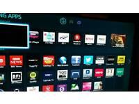 """SAMSUNG SMART TV 40"""" 3D"""