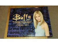 Buffy the vampire slayer chess set
