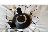 Docking speaker for ipod/phone/pad