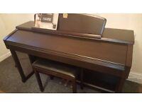 YAMAHA CLAVINOVA , clp 150c digital piano full size 88 weighted keys