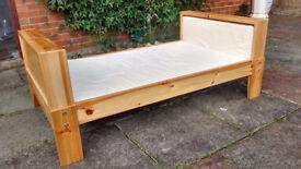 IKEA Vikare Childs extending bed