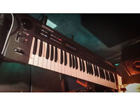 Roland Alpha Juno 2 - Analog Synthesizer Synth - Gig bag included!