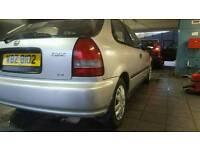 Honda civic 1999 1.4 petrol