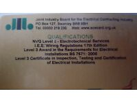 Fully Qualified Electrician Great rates North west london