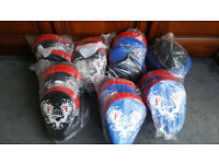 Furiousfistsuk Focus Pads Genuine Leather 2 colors Club/GYM Deal 7 Pairs