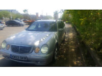++++QUICKSALE WANTED MERCEDES-BENZ ESTATE DIESEL AUTOMATIC+++WITH MOT AND LEATHER INSIDE++++
