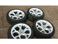 BMW,MERCEDES,AUDI,VW,JEEP ALLOY WHEELS WITH WINTER TYRES AVAILABLE.