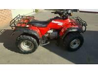 Honda foreman quad 400cc 1997 4x4 atv