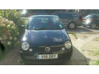 2 x Vw Lupo 1.4 16v spares or repair