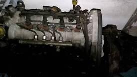 Verta 150sri engine and gearbox
