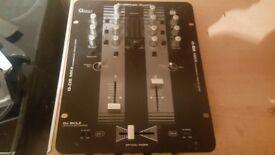American Audio DJ pre amp mixer for decks