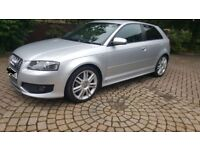 Audi S3 2.0 TFSI Quattro 3dr IMMACULATE FSH GENUINE LOW MILES