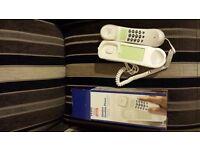 TESCO VALUE Slimline Gondola phone