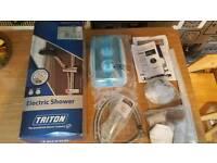 Triton 8.5kw electric shower