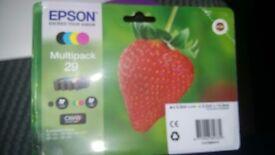 "Epson Multipack ""29"" Printer Ink"