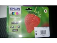"Epson Multipack ""29"" Printer Ink"