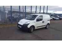2014-14 plate citreon nemo 1.3 hdi profesional pannel van side door plus vat