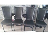 4x chair