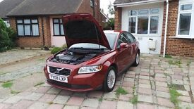 Volvo S40 1.8 Petrol M.O.T till Jan 2018 please contact for full details