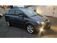 2006 vauxhall zafira 2.2 sri petrol 7 seater fully loaded swap px welcome