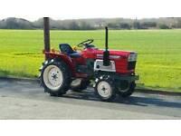 Yanmar 1602 tractor
