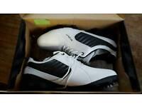 Stub urticaria golf shoes