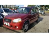 Suzuki Ignis GL 1.4 2002 5dr Hatchback CHEAP BARGAIN!