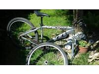 Scott YZ1 & YZ4 mountain bikes spares or repair