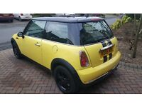 Reluctant sale of Mini One 1.6, Pepper and Chrome packs, 79,000 Miles.