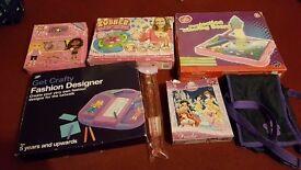 Toys girls joblot of toys