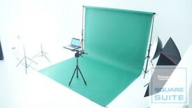 £40 ph - Photo Studio - LONDON - Photography Studio - Lights/Colorama/Cove - Photo Studio Hire