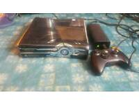 HALO 4 limited edition xbox 360 console/ with few games 320gb / cash or swaps