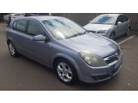 Vauxhall Astra 2004 (54) 1.6 SXI Silver Great Condition