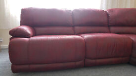 Sofa Corner Group With Large Chair End Left or Right Hand