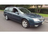2003 53 Ford Mondeo 2.0 TDCi (Diesel) 130 BHP 6 Speed. Service History. Lovely Drive