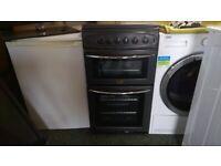 Black Belling 4 ring Gas Cooker for sale 50cm wide