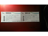Drake Tickets x2 Wednesday 22 February, Standing, Barclaycard Arena, Drake The Boy Meets World Tour