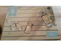 solar milk bottle lights