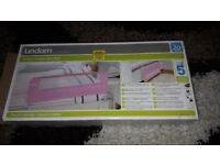 Lindam Bed Guard - Pink