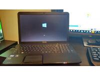 Toshiba Satellite Pro C850 - Windows 10, Intel Core i3, 4GB RAM, 500GGB HDD