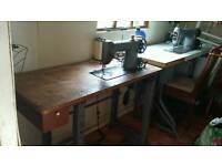 Singer industrial sewing machine 188k1