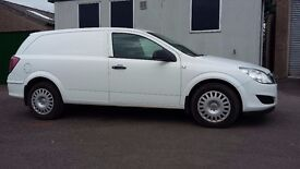 Vauxhall Astra Van 1.7 Diesel